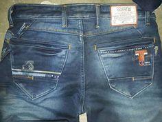 True Jeans, My Jeans, Denim Jeans Men, Casual Jeans, Jeans Style, Jeans Pants, Patterned Jeans, Boys Pants, Pocket