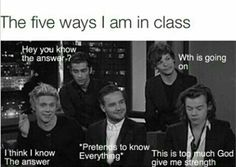 I'm literally all of them especially Harry and Louie