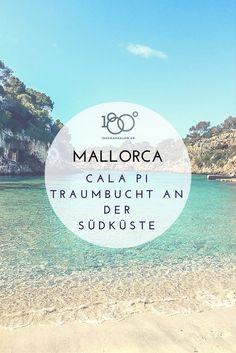 Mallorca Wanderung von der Cala Pi zum Cap Blanc - New Ideas Europe Destinations, Bucket List Destinations, Holiday Destinations, Oh The Places You'll Go, Places To Travel, Places To Visit, Spain Travel, Asia Travel, Cala Pi Mallorca