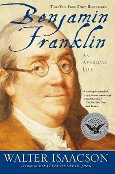 In this colorful and intimate narrative, Isaacson provides the full sweep of Franklin's amazing life, from his days as a runaway printer to his triumphs as a statesman, scientist, and Founding Father. He chronicles Franklin's tumultuous relationship with his illegitimate son and grandson, his practical marriage, and his flirtations with the ladies of Paris. He also shows how Franklin helped to create the American character and why he has a particular resonance in the twenty-first century.