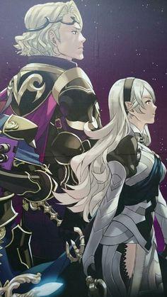 Xander, Kamui, Fire Emblem Fates