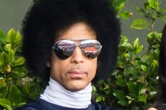 Singer Prince, who was found dead today