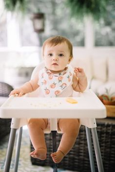 Baby Led Weaning: What, When & How