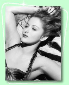 Martha Vickers from Glamour Girls of the Silver Screen