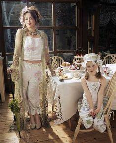 "Helena Bonham Carter's clothing line ""Pantaloonies"". Cute!"