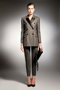 look 7. Pre-Fall 2012. Bally