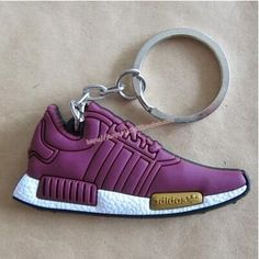 033c24e13 15 Pieces Full Set Sale - Mini Adidas NMD Key Chains with 14 Colorways  Available