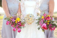 Bouquets by http://www.mylovelywedding.com/