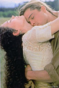Brad Pitt & Julia Ormond: Legends of the fall-been looking for this movie everywhere!