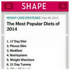 """Look at #2! I've been telling you all year how Plexus is about to go through the roof in 2015. As you can see we got another mention in another 3rd party publication.   You know what the best thing is? Plexus isn't even a """"diet"""". These are #lifechanging and #healthchanging supplements that help get your body balanced again.   2015 is right around the corner. Join my team now and lets get you ready to hit the ground running. www.anaturaljourneytowellness.com  #healingfromtheinsideout…"""