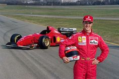Joining Ferrari - GERARD JULIEN/AFP/Getty Images