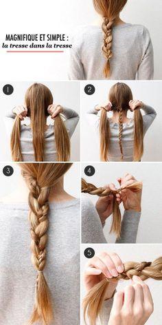 5 coiffures faciles et renversantes pour le réveillon - Les Éclaireuses