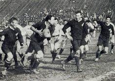USA v All Blacks, November 1913