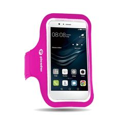 "Picador 4.7"" Cellphone Armband for Running Jogging Lightweight Holder (Pink). Sweat Proof and Water-Resistant, Ultra sling, Velcro stretches to fit almost any arm-size. Easy access to ear Phones and controls. 4-Slots for headphone inputs. Transparent front provides touch screen operation while running. Perfect for any exercise: running, weight lifting, even jump roping and bike ridding. WARRANTY: For any reasons, you don't absolutely like this ball, just return it to get full refund or..."