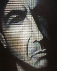 #portrait from in '96 of #leonardcohen #oilpainting by #kolosine Leonard Cohen, My Drawings, Painting & Drawing, Paintings, Portrait, Instagram Posts, Paint, Painting Art, Men Portrait