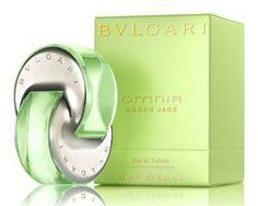 Bulgari Omnia Green Jade Parfum, il profumo della Primavera .mandarino,peonia fiori di gelsomino,legni bianchi e musk