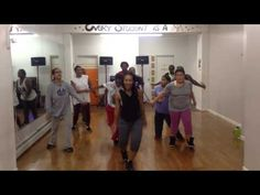"""Dedicated to AUNT FEFE. Dance Fitness Choreo to Michelle Williams """"Say Yes"""". - http://hagsharlotsheroines.com/?p=74817"""