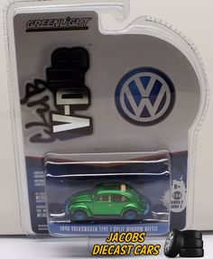 1:64 GREENLIGHT  V-DUB SERIES 2 * 1946 VOLKSWAGEN TYPE 1 SPLIT WINDOW  CHASE #GreenLight #Volkswagen