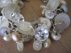 Not your ordinary button bracelet. Sew Many Ways...: Tool Time Tuesday