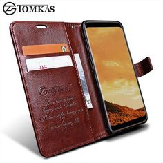Wallet Case For Samsung Galaxy S8 / S8 Plus TOMKAS Original PU Leather Flip Phone Bag Cover For Samsung Galaxy S8 Plus Cases     Tag a friend who would love this!     FREE Shipping Worldwide     {Get it here ---> http://swixelectronics.com/product/wallet-case-for-samsung-galaxy-s8-s8-plus-tomkas-original-pu-leather-flip-phone-bag-cover-for-samsung-galaxy-s8-plus-cases/ | Buy one here---> WWW.swixelectronics.com