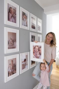 Frames On Wall, Picture Ideas, The Hamptons, Gallery Wall, Pictures, House, Home Decor, Photos, Decoration Home