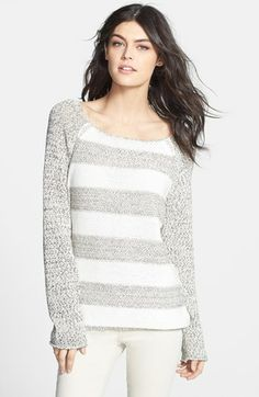 Sanctuary 'Party' Stripe Knit Sweater | Nordstrom