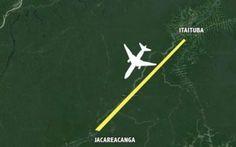 Segurança.com: Garimpeiro encontra avião desaparecido em Jacareac...