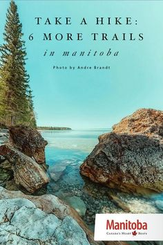 Our new list of terrific treks in Manitoba. Here are 6 more trails to hike! Hiking Guide, Hiking Trails, Travel Guide, Hiking Photography, Canadian Travel, Best Hikes, Travel Activities, Day Trips, The Great Outdoors