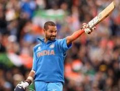 Dhawan slams sensational 248 against South Africa A