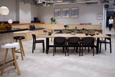 Established & Sons launches At Work office furniture