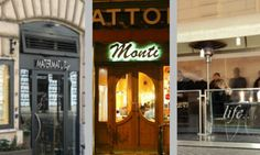 A Pick Of The Top 3 Restaurants In Rome