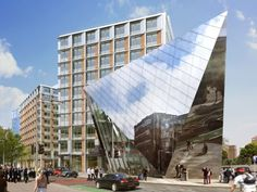 Zaha Hadid's Architecture Foundation HQ: new images revealed