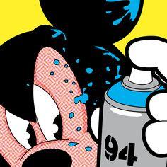 Fictional Heroes Drink Booze, Pop Pills, and Read Karl Marx in Lichtenstein-Inspired Illustration Series Pop Art Disney, Illustration Pop Art, Logo Superman, Fictional Heroes, Art Graphique, Vintage Comics, Cartoon Wallpaper, Looney Tunes, Comic Art
