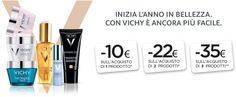 #Buoni #sconto #Vichy: #promozione sulle #creme #viso