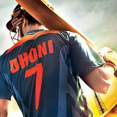 MS Dhoni biopic movie MS Dhoni The Untold Story Fifth Day Box Office Collection. First Tuesday Business of MS Dhoni Film. Total earning of biopic film India Cricket Team, World Cricket, Cricket Sport, Cricket Tips, Cricket Wallpapers, Hd Wallpapers For Mobile, Ms Dhoni Movie, Dhoni Quotes, Actor
