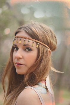 Indian Styled Head Band