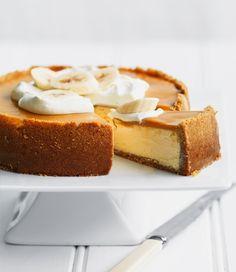 MiNDFOOD - Banoffee Cheesecake