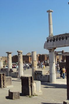Image galleries and information about my visited World Heritage Sites. - Details for the World Heritage Site 'Archaeological Areas of Pompei - Archaeological Areas of Pompei, Herculaneum and Torre Annunziata' in Pompeji, Italy Holiday Resort, Roman Empire, World Heritage Sites, Cn Tower, Italy, Travel, Italia, Viajes, Ancient Rome