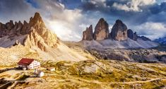 7 Mountain Huts in Awe-Inspiring Locations in Italy