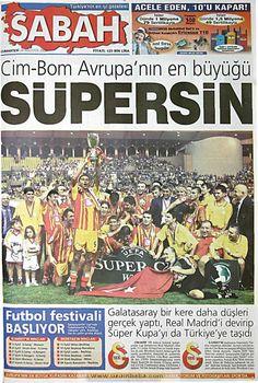 Sabah gazetesi 26 ağustos 2000