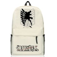Attack On Titan women Schoolbag Backpack //Price: $47.92 & FREE Shipping //   #uzumakinaruto #anime