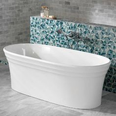 classically ribbed rim, the Victoria Albert Warndon freestanding bath has a rich history suitable for a classic to contemporary bathroom design style Built In Bath, Bath Rack, Contemporary Bathroom Designs, Cathedral City, Victoria And Albert, Freestanding Bath, White Bathroom, Traditional Design, Interior And Exterior