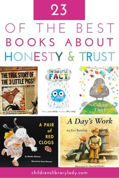 Explore children's books about honesty and trust. Read about characters listening to their conscience and who understand the effects of dishonesty on others. As well as these positive characteristics read about characters who lie, cheat and don't always think about the consequences of their actions. #kidsbooks #picturebooks #kidslit Comprehension Activities, Reading Strategies, Reading Resources, Book Activities, Teaching Character, Character Education, Physical Education, Elementary Counseling, Career Counseling