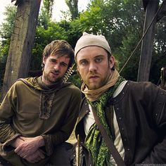 Robin Hood and Much the Miller's Son. (never seen this one before)