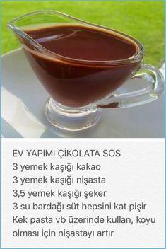 Glace Fruit, Salsa Guacamole, Pasta Cake, Creme Dessert, Turkish Recipes, Chutney, Pesto, Healthy Living, Dessert Recipes