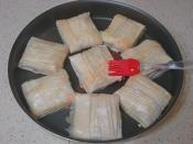 Pileli Kolay Baklava Tarifi Hazırlanış Resmi 9 - Kolay ve Resimli Nefis Yemek Tarifleri