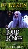 The Lord of the Rings is an epic high fantasy novel written by philologist and Oxford University professor J. R. R. Tolkien. The story began as a sequel to Tolkien's earlier, less complex children's fantasy novel The Hobbit (1937), but eventually developed into a much larger work. It was written in stages between 1937 and 1949, much of it during World War II.