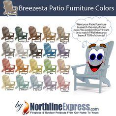 Breezesta Multi Color Furniture   Choosing Breezesta Furniture Colors    Pinterest