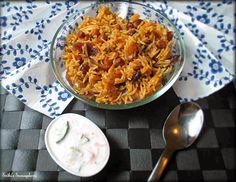 BROWN CHANNA / KALA CHANNA PULAO WITH COCONUTMILK |Srithi's Samayalarai