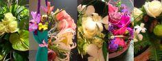 Meerdere creaties uit de Bruidsloemwerk op een rijtje